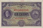 Mozambique, 100 Escudo, P-0072bs