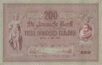 Netherlands Indies, 200 Gulden, P-0063
