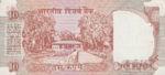 India, 10 Rupee, P-0088b