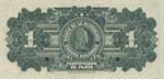 Colombia, 1 Peso Plata, P-0382s