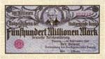 Danzig, 500.000.000 Mark, P-0029b