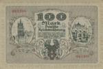 Danzig, 100 Mark, P-0013