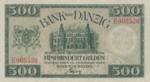 Danzig, 500 Gulden, P-0056