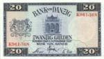 Danzig, 20 Gulden, P-0063