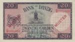 Danzig, 20 Gulden, P-0060s