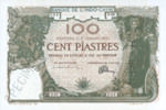 French Indochina, 100 Piastre, P-0020s