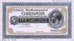 Grenada, 5 Shilling, P-0002