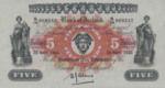 Ireland, Northern, 5 Pound, P-0052c