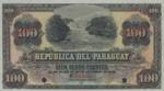Paraguay, 100 Peso, P-0146s