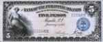 Philippines, 5 Peso, P-0022