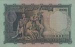 Portugal, 1,000 Escudo Ouro, P-0161