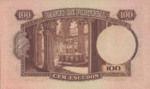 Portugal, 100 Escudo Ouro, P-0159 v2 Sign.1