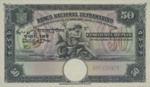 Portuguese India, 50 Rupee, P-0018p
