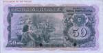Portuguese India, 50 Rupee, P-0038ct