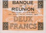 Reunion, 2 Franc, P-0032