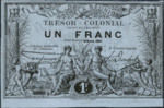 Reunion, 1 Franc, P-0009