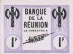 Reunion, 1 Franc, P-0031