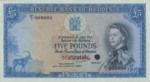 Rhodesia, 5 Pound, P-0026ct,RBR B3t