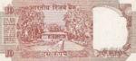 India, 10 Rupee, P-0088a
