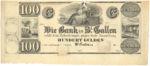 Switzerland, 100 Gulden,