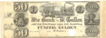 Switzerland, 50 Gulden,