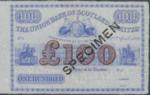 Scotland, 100 Pound, S-0803s