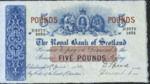 Scotland, 5 Pound, P-0317b