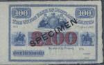 Scotland, 100 Pound, S-0809s