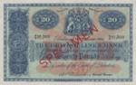 Scotland, 20 Pound, P-0164s