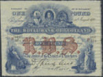 Scotland, 1 Pound, P-0316e
