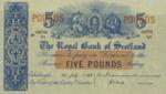 Scotland, 5 Pound, P-0323a