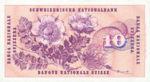 Switzerland, 10 Franc, P-0045g