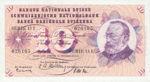 Switzerland, 10 Franc, P-0045d