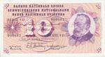 Switzerland, 10 Franc, P-0045c