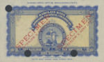 Southwest Africa, 10 Shilling, P-0001ct