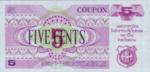 Thailand, 5 Cent, M-0017