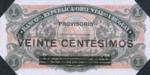 Uruguay, 20 Centesimo, P-0014
