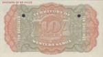 Western Samoa, 10 Shilling, P-0007s,TWS B1s