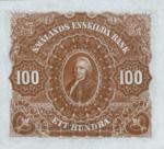 Sweden, 100 Krone, S-0499s v1