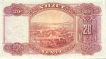 Albania, 20 Franka Ari, P-0003a,BKS B3a