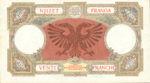 Albania, 20 Franc, P-0007,BKS B7a