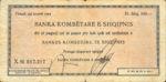 Albania, 100 Franc, SB1003