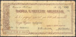 Albania, 100 Franc, SB311