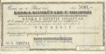 Albania, 500 Franc, SB293
