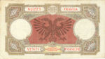 Albania, 20 Franc, P-0013