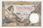 Martinique, 100 Franc, P-0013