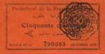 Morocco, 50 Centime, P-0005c