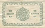 Norway, 1 Krone, P-0013a