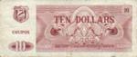 Thailand, 10 Dollar, M-0023a