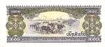 Laos, 1,000 Kip, P-0032Aa,B509a